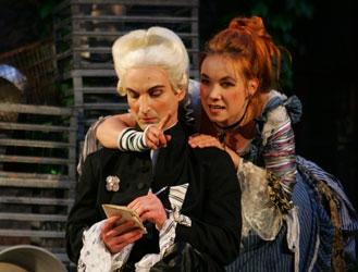 Händels Nachtwache - Figurenspiel Steffi Lampe