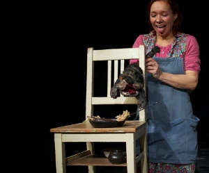 Frieder und das Katherlieschen - Figurenspiel Steffi Lampe