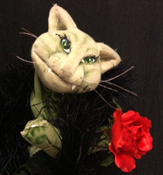 Kathleen - ein Liederabend mit Puppen - Figurenspiel Steffi Lampe