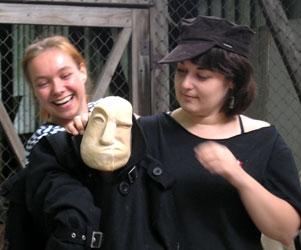 Workshop Masken